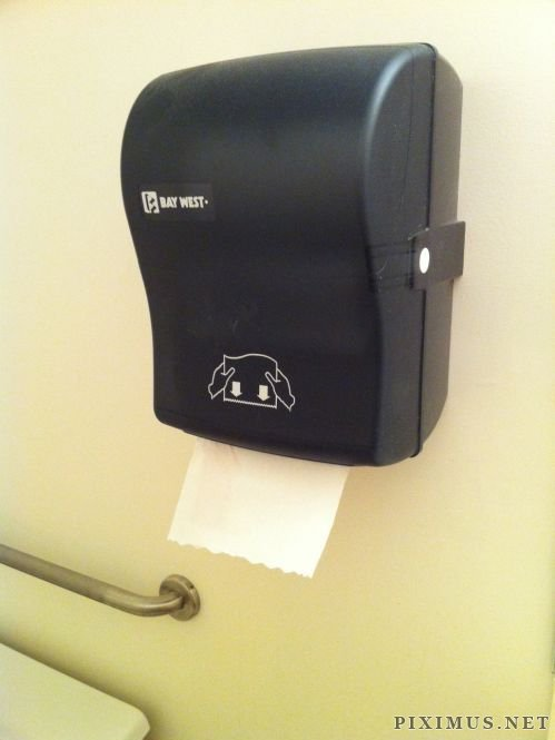 Restroom Prank