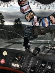 The life of Russian Truckers