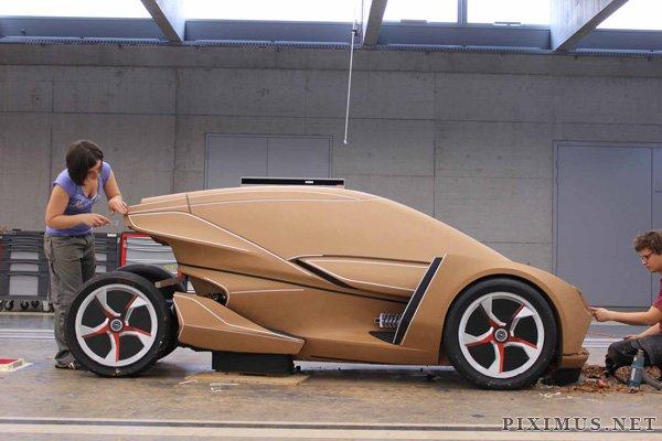 Opel Rak E Concept Car