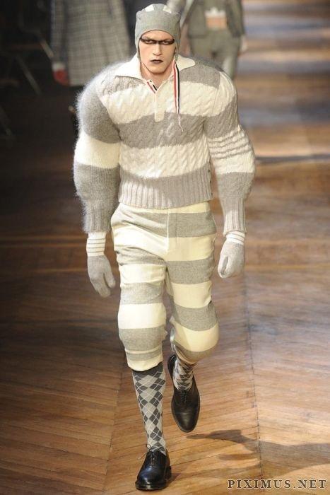 Thom Browne Catwalk