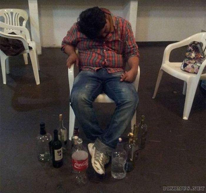 Drunk Friend Prank