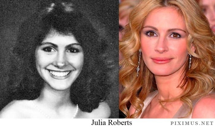 Celebrities Then and Now , part 2