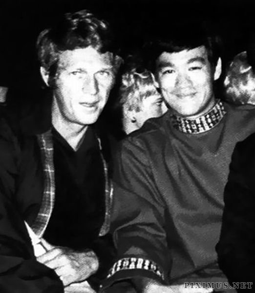 Rare Photos of Famous People, part 17