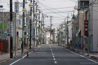 Silence of the Fukushima