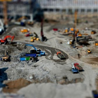 Stunning Tilt Shift Photography