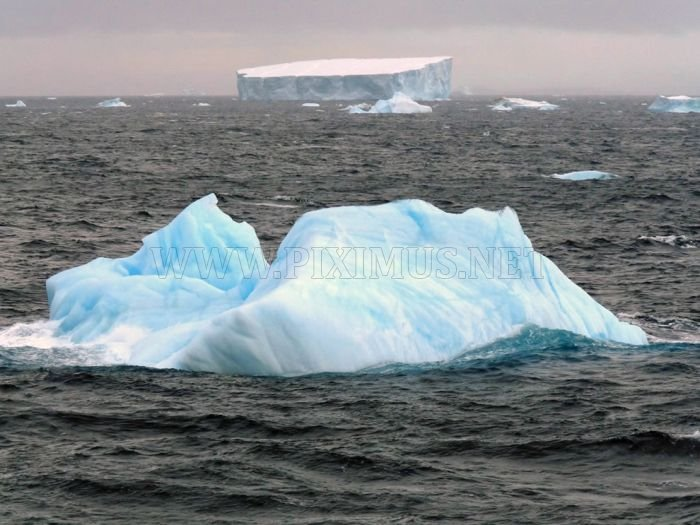 Incredible Icebergs