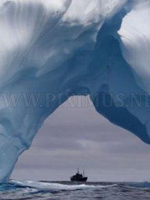 Incredible Icebergs