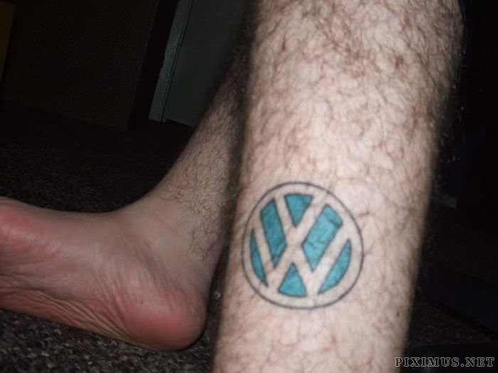 People's Love for Volkswagen