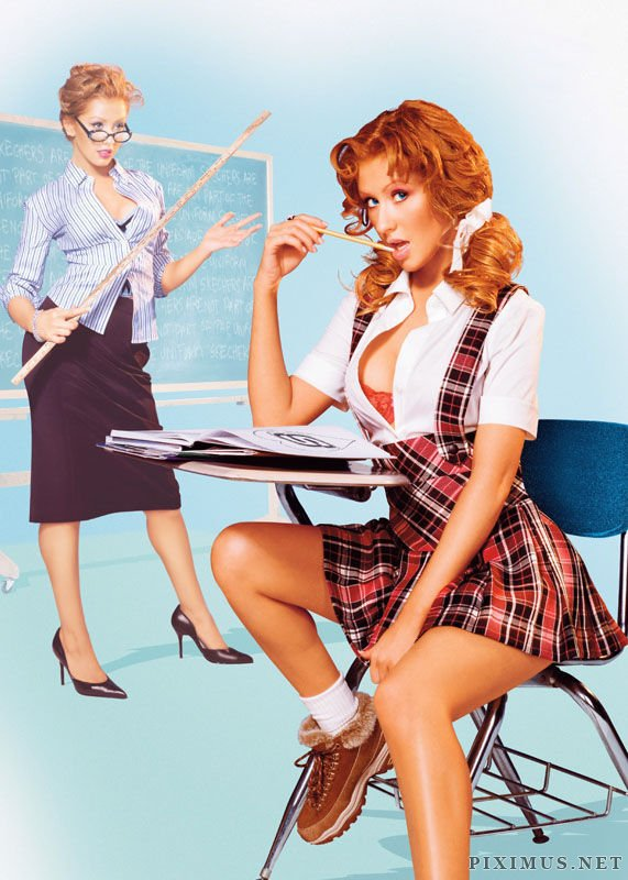 Hot and Naughty School girls