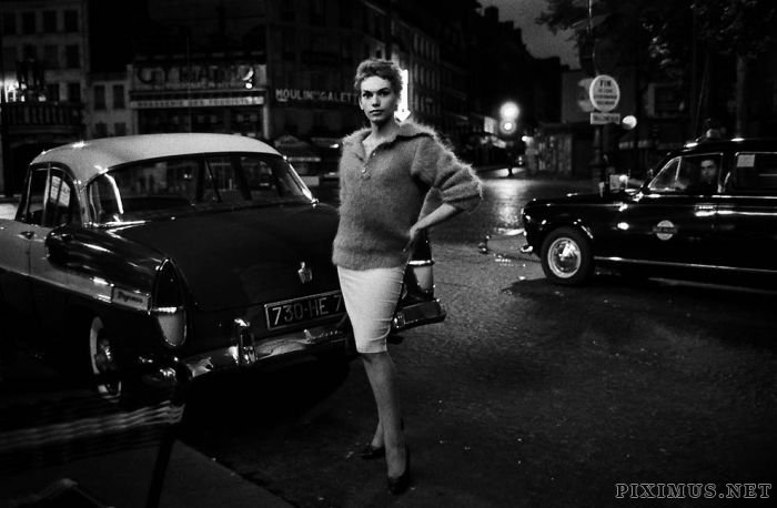 Paris Night Life in the 1950's