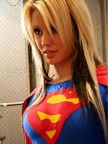 Sexy Supergirls