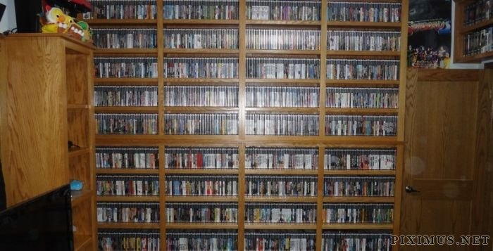 This Collection Has All 1,850 PlayStation 2 Games