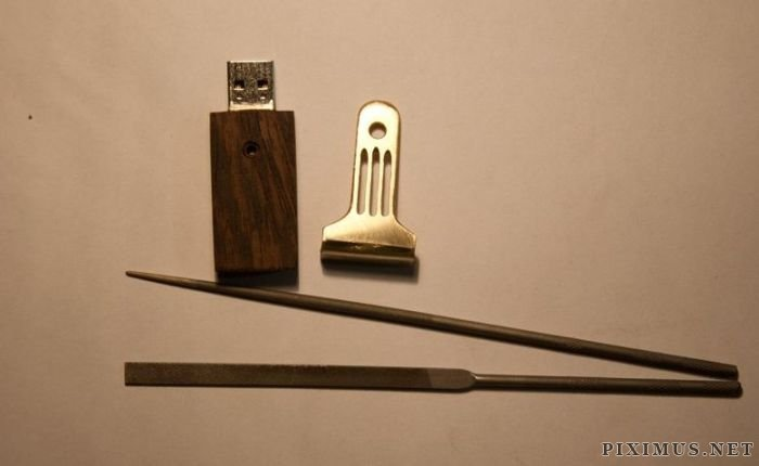 DIY Wooden USB Stick