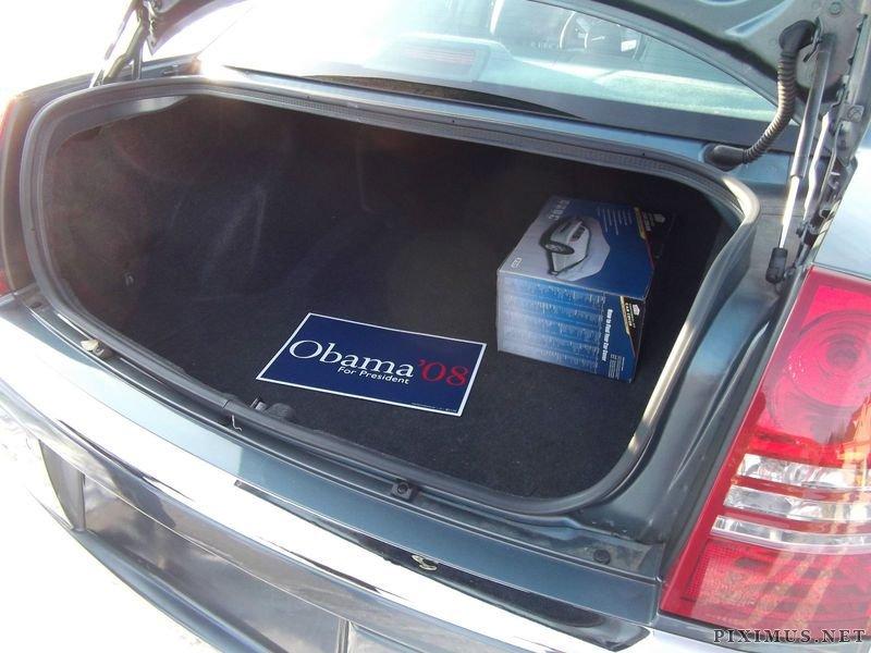 Chrysler 300C Barack Obama for 1 million