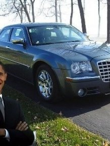 Chrysler 300C Barack Obama for 1 million