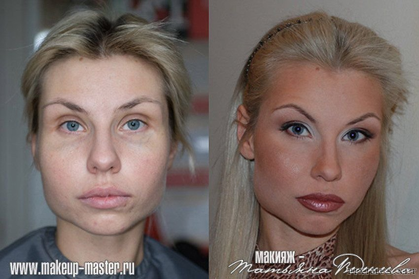 Makeup Can Really Make a Difference