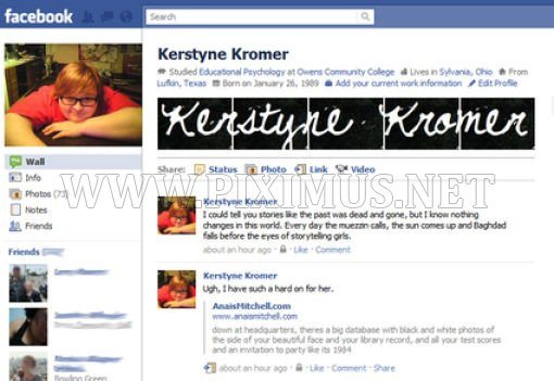 Awesome Uses Of The New Facebook Profiles Page