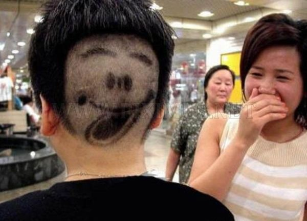 Hilarious Haircuts