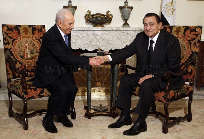 Hosni Mubarak and Friends 1981 – 2011, part 2011
