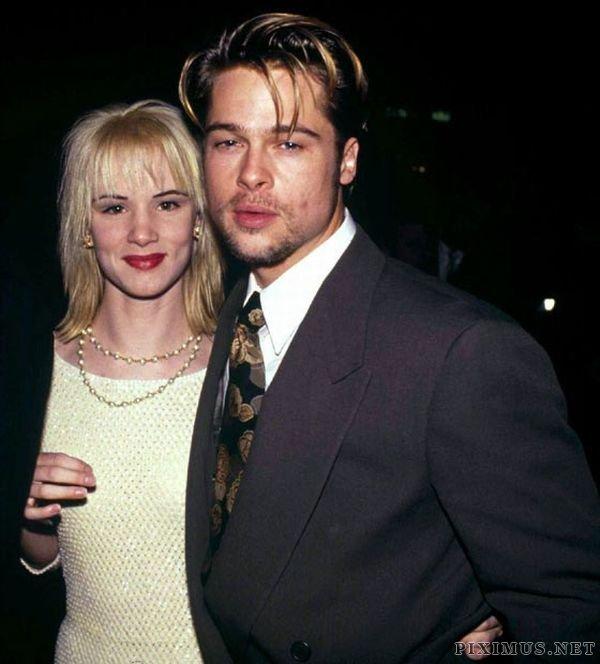 Brad Pitt Aging Timeline