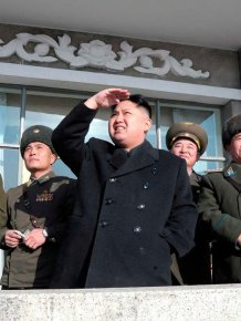 Kim Jong-Eun - in the footsteps of his father