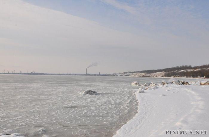 Black Sea has Frozen