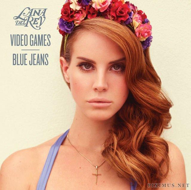 Lana Del Rey's Lips On Male Celebs
