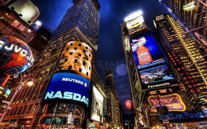Cities at Night