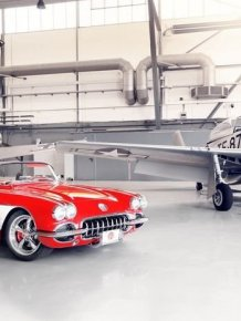 '59 Corvette by Pogea Racing