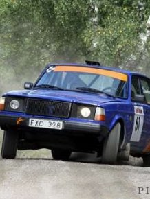 Volvo Rally Racing