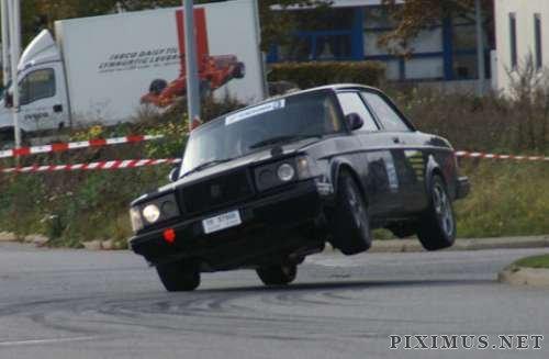 Volvo Rally Racing