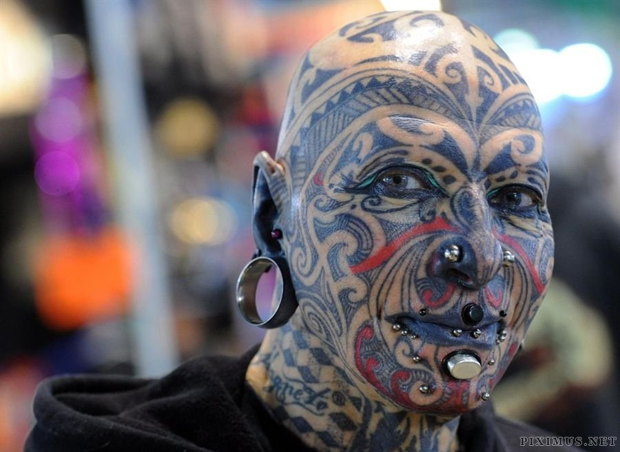 freaky venezuela tattoo show others