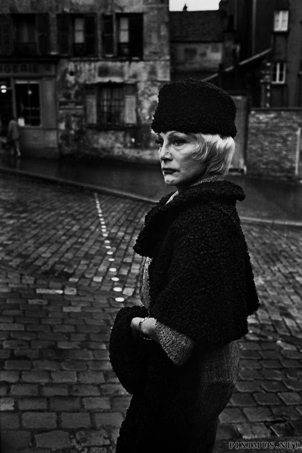 Paris Ladies of the Night Circa the '50s And '60s
