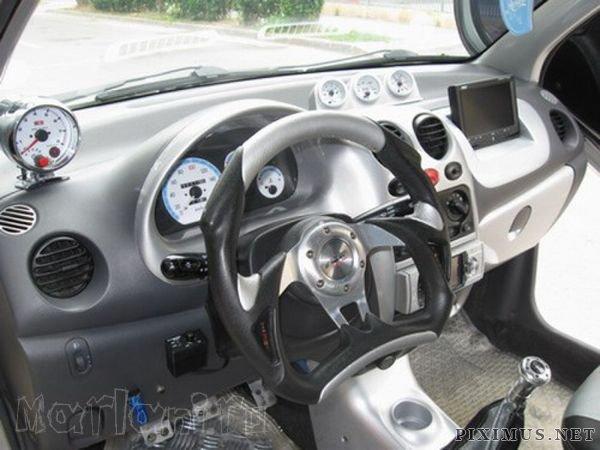 Romanian Tuning of Daewoo Matiz