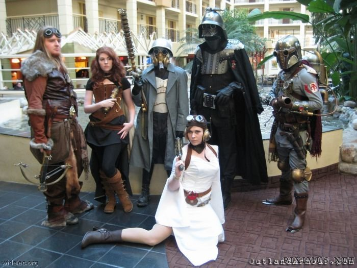 Star Wars Photo Tribute