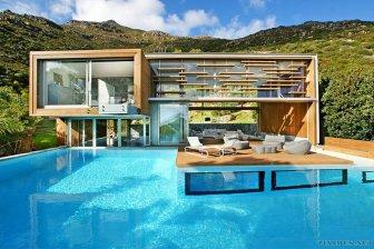Spa House, Metropolis Design