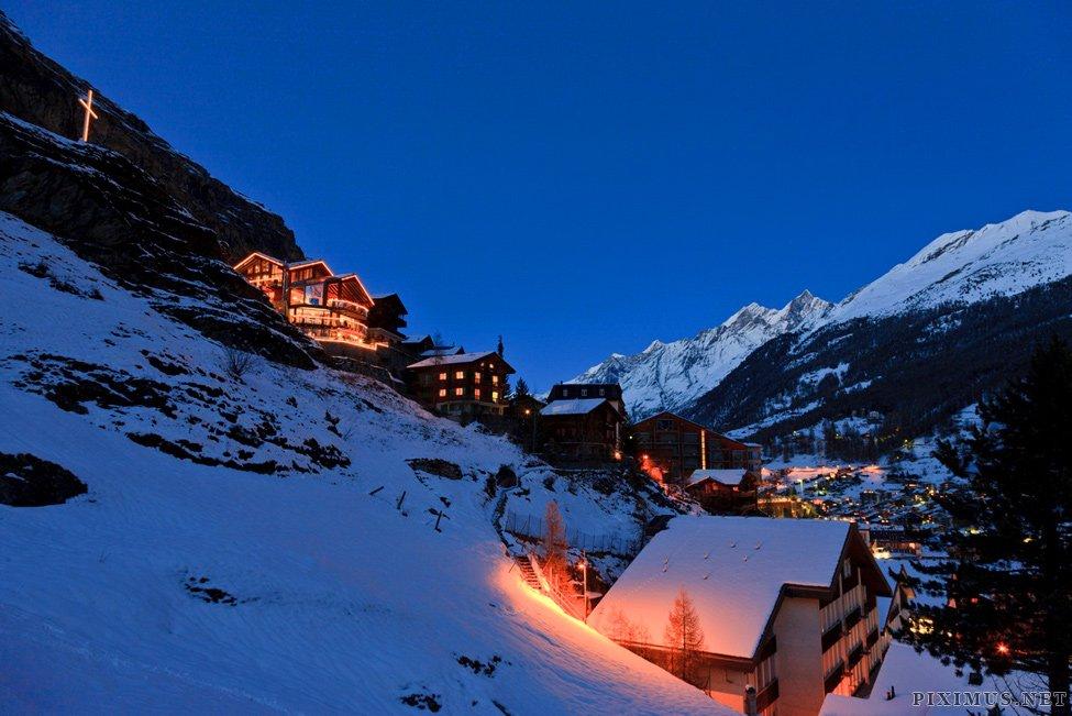 Chalet Zermatt Peak - Luxury residence in the Swiss Alps for $ 22 million