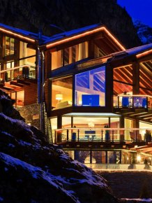 Chalet Zermatt Peak - Luxury residence in the Swiss Alps for $ 22 million