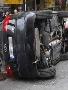 Revenge on Parking Idiot