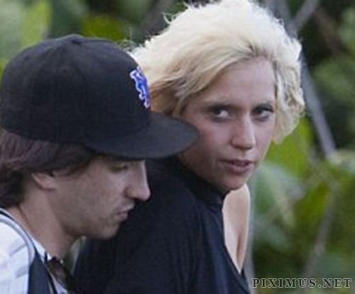 Celebrities that look like zombies