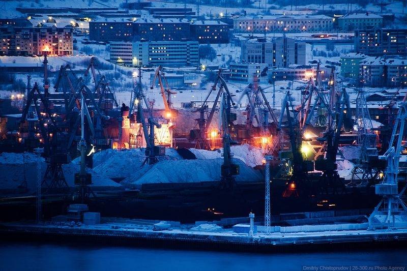 Severe Murmansk