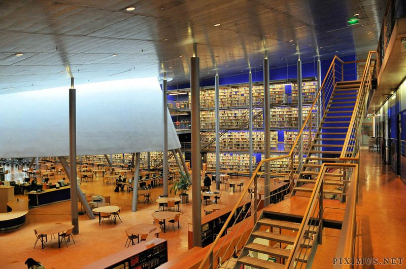 Most beautiful libraries in the world