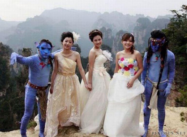 Awesome Theme Weddings