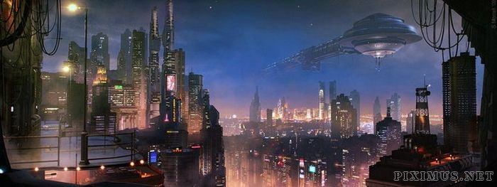 World of the Future by Stefan Morrell