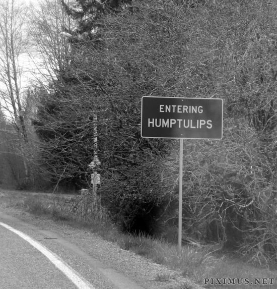 Wacky U.S. Town Names