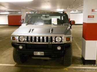 How to Troll Hummer H2 Driver