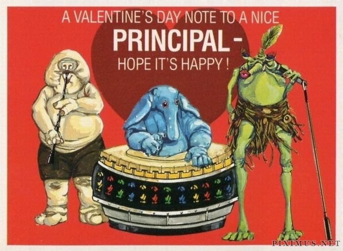 Classic Valentines From Your Childhood