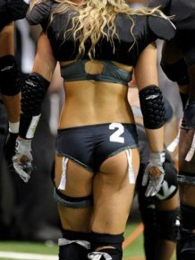American football in lingerie, Lingerie Bowl 2012