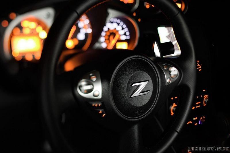 Nissan 370Z facelift