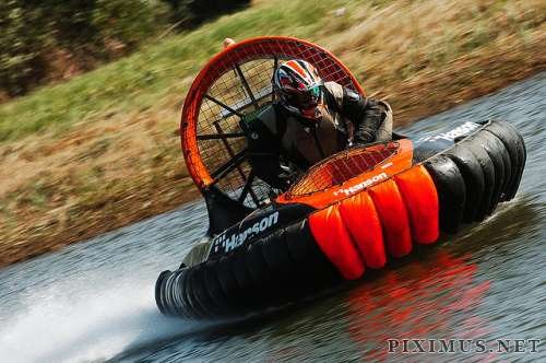 Hovercraft Racing Vehicles